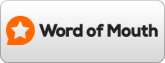 logo wordofmouth