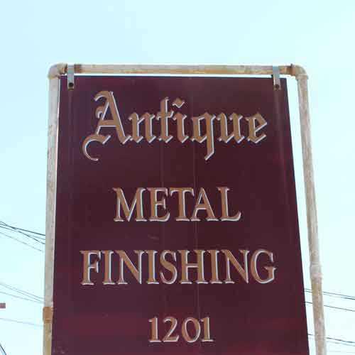 Silver Plating + Metal Restoration | Antique Metal Finishing